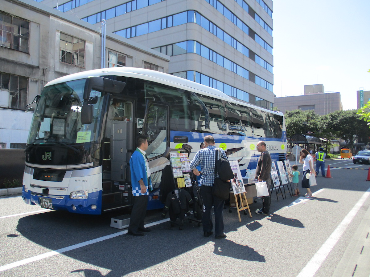 第10回福島バスまつり 平成29年9月9日(土)