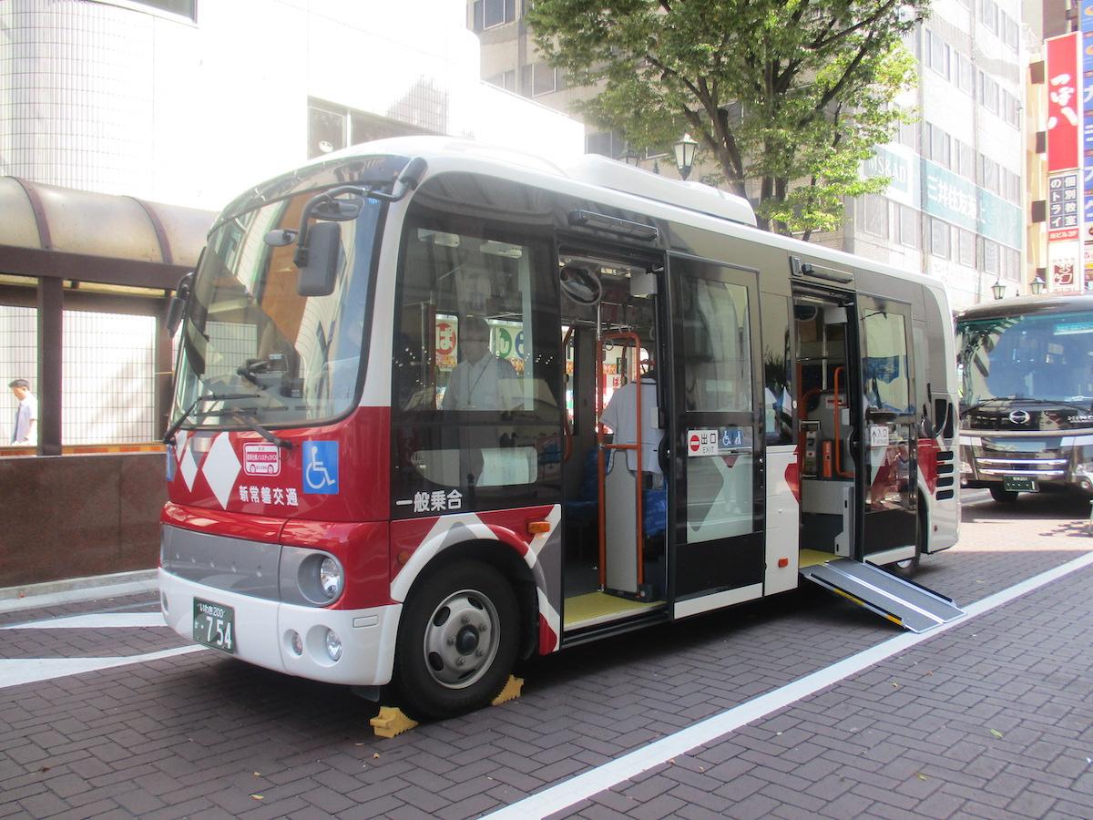 第12回福島バスまつり 令和元年9月7日(土)