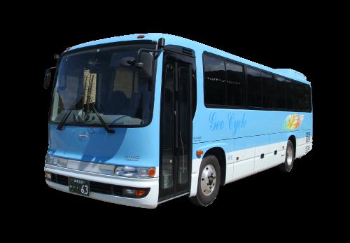 有限会社ジオ・サイクル 公益社団法人 福島県バス協会