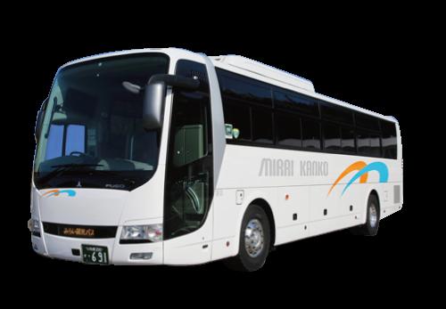 みらい観光バス|公益社団法人 福島県バス協会